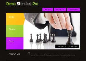Stimulus Pro
